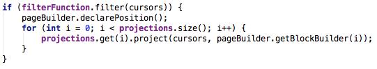动态编译执行计划